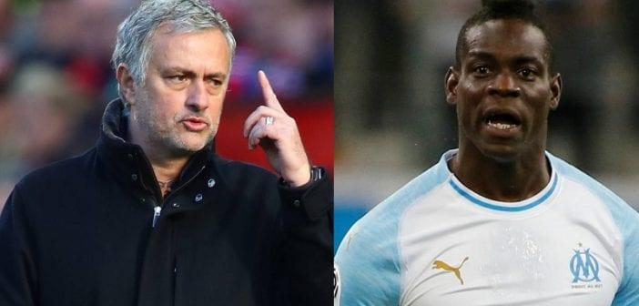 José Mourinho: Sa surprenante déclaration sur Mario Balotelli