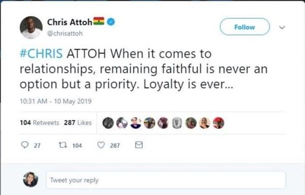 L'acteur Chris Attoh, désormais principal suspect dans la mort de sa femme