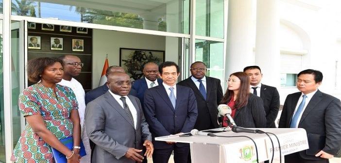 Côte d'Ivoire: Une entreprise chinoise va construire 50.000 logements sociaux