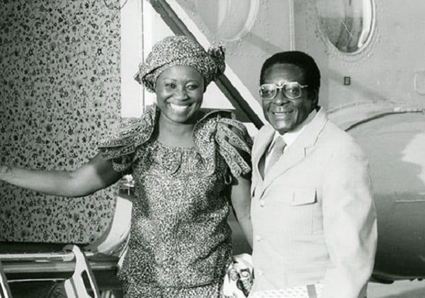 Robert Mugabe: découvrez en photos sa première épouse...une Ghanéenne