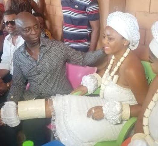 Nigeria: L'actrice Regina Daniels, 19 ans, épouse un milliardaire de 59 ans (vidéo)