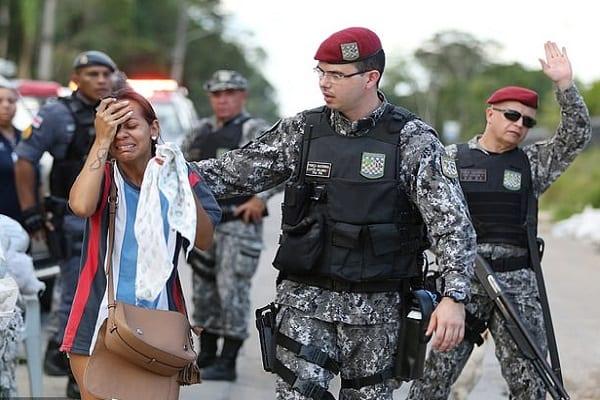 Brésil: Plus de 40 détenus étranglés à mort dans des prisons (photos)