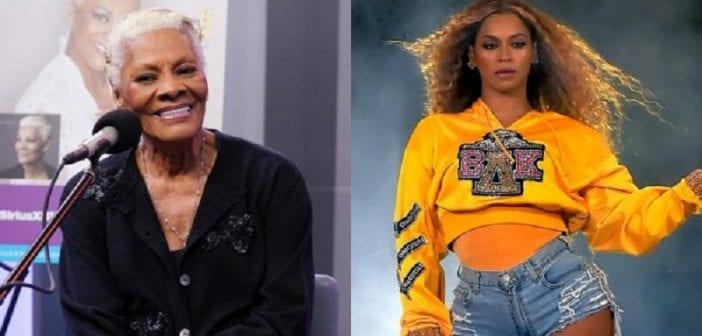 «Beyonce n'est pas une icône», dixit Dionne Warwick