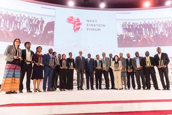 Le Next Einstein Forum lance l'appel à candidature pour la prochaine classe d'ambassadeurs du NEF, jeunes champions de la science et de la technologie en Afrique