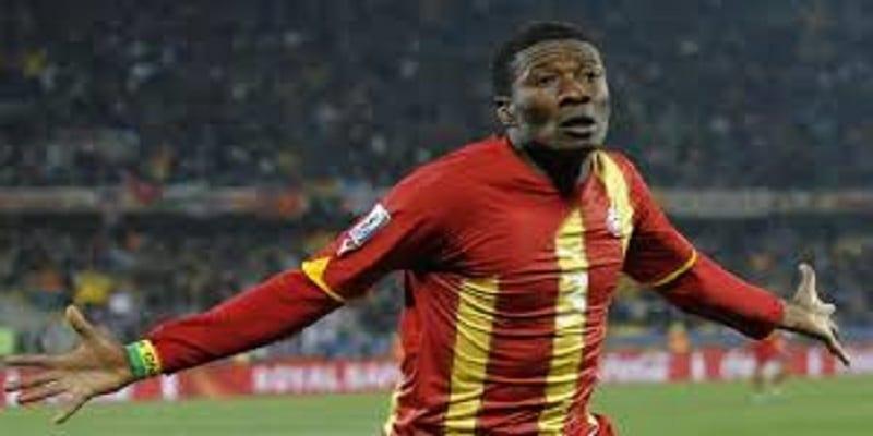 Le président fait revenir Asamoah Gyan en sélection — Ghana