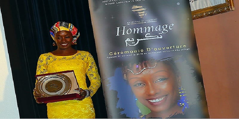 festival de Cannes 2019 : Maïmouna N'Diaye est membre du Jury
