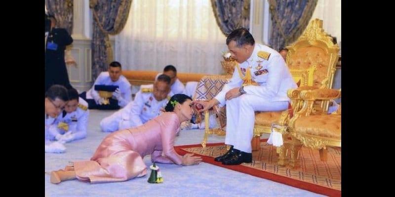 THAILAND-KINGTHNAK