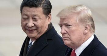chinois et américain
