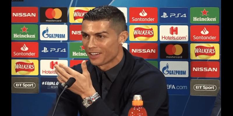 Pourquoi Ronaldo dribble moins — Juventus Turin