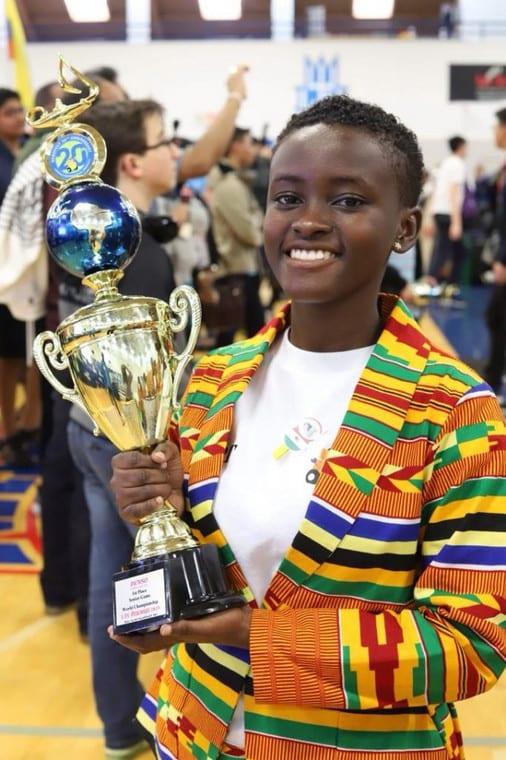 Le Ghana hautement distingué au concours international de robotique