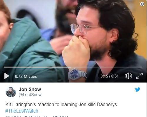 Game of Thrones: Mauvaise nouvelle concernant la santé de Kit Harington, alias Jon Snow