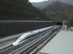 Chine : Le pays dévoile un prototype de train pouvant atteindre 600km/h