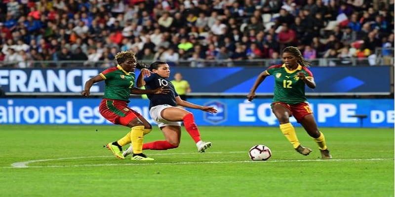 équipe Cameroun