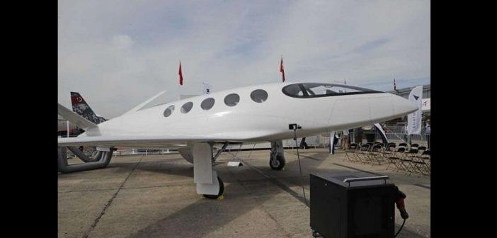 Israël dévoile le premier avion électrique du monde