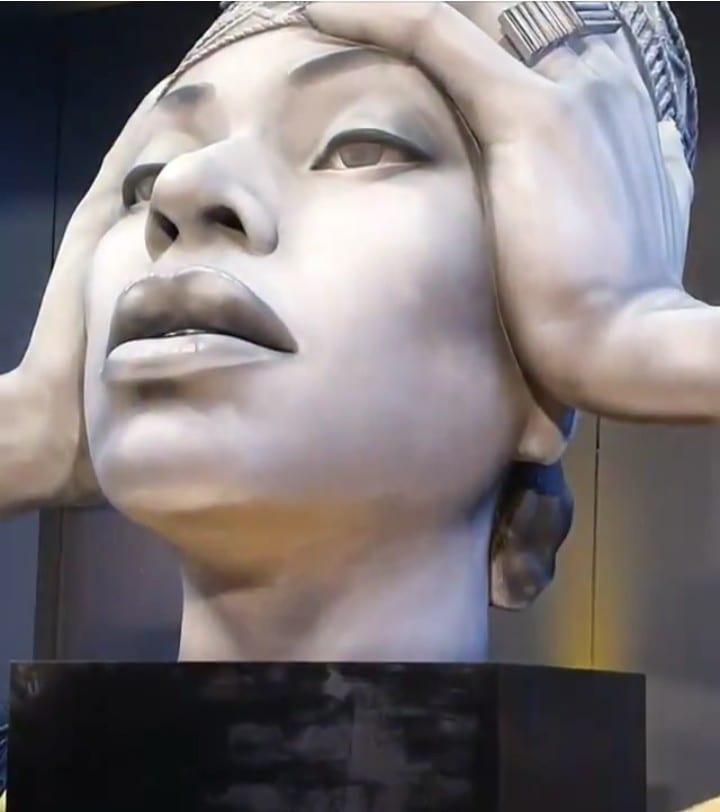 Allemagne : Une statue ratée de Beyoncé affole la toile (vidéo)