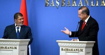 Morsi et Erdogan