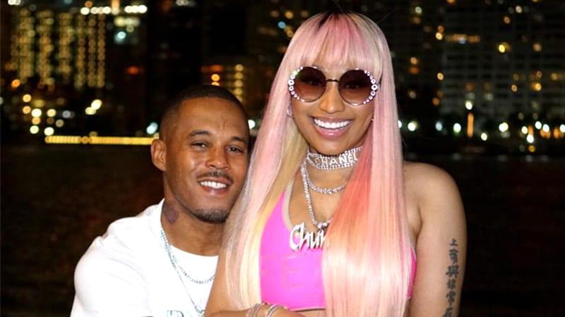 Nicki Minaj fait une surprenante annonce concernant sa vie de couple — People
