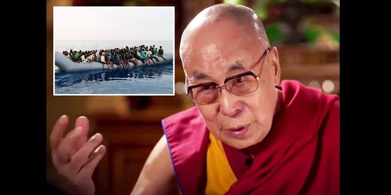 Inde: Pour le dalaï-lama, Trump manque de