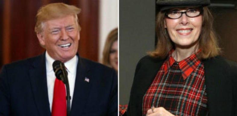 Trump et Caroll