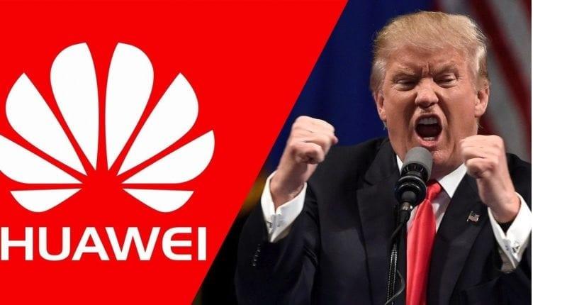 Trump guerre Huawei