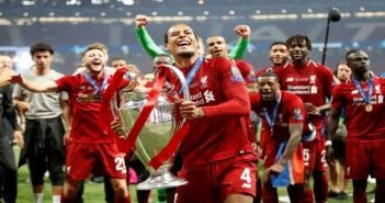 Champions League Final – Tottenham Hotspur v Liverpool