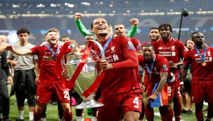 Champions League Final – Tottenham Hotspur v Liverpool