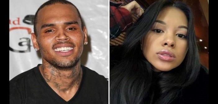 People: Chris Brown bientôt papa pour la seconde fois