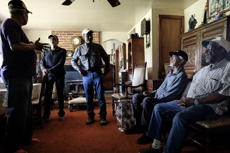 Ces 7 hommes noirs se sont rencontrés à la maternelle et sont restés amis pendant plus de 70 ans