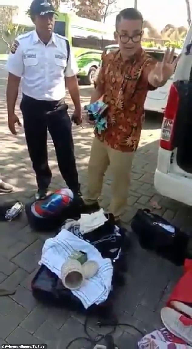 Indonésie: des touristes humiliés publiquement pour avoir volé des articles dans un hôtel (vidéo)