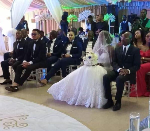 People: Smash du duo Nigérian Bracket épouse une ivoirienne (Photos)