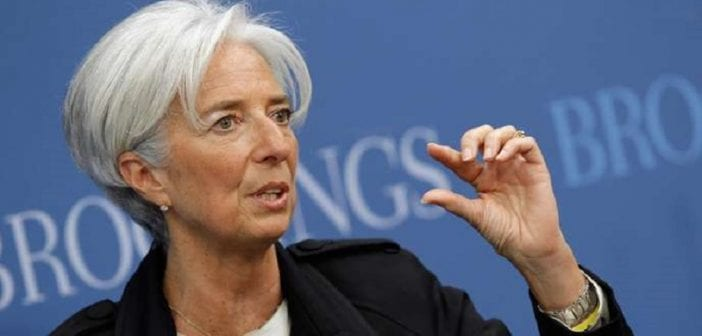 IMF Managing Director Christine Lagarde Discusses Global Economic Priorities