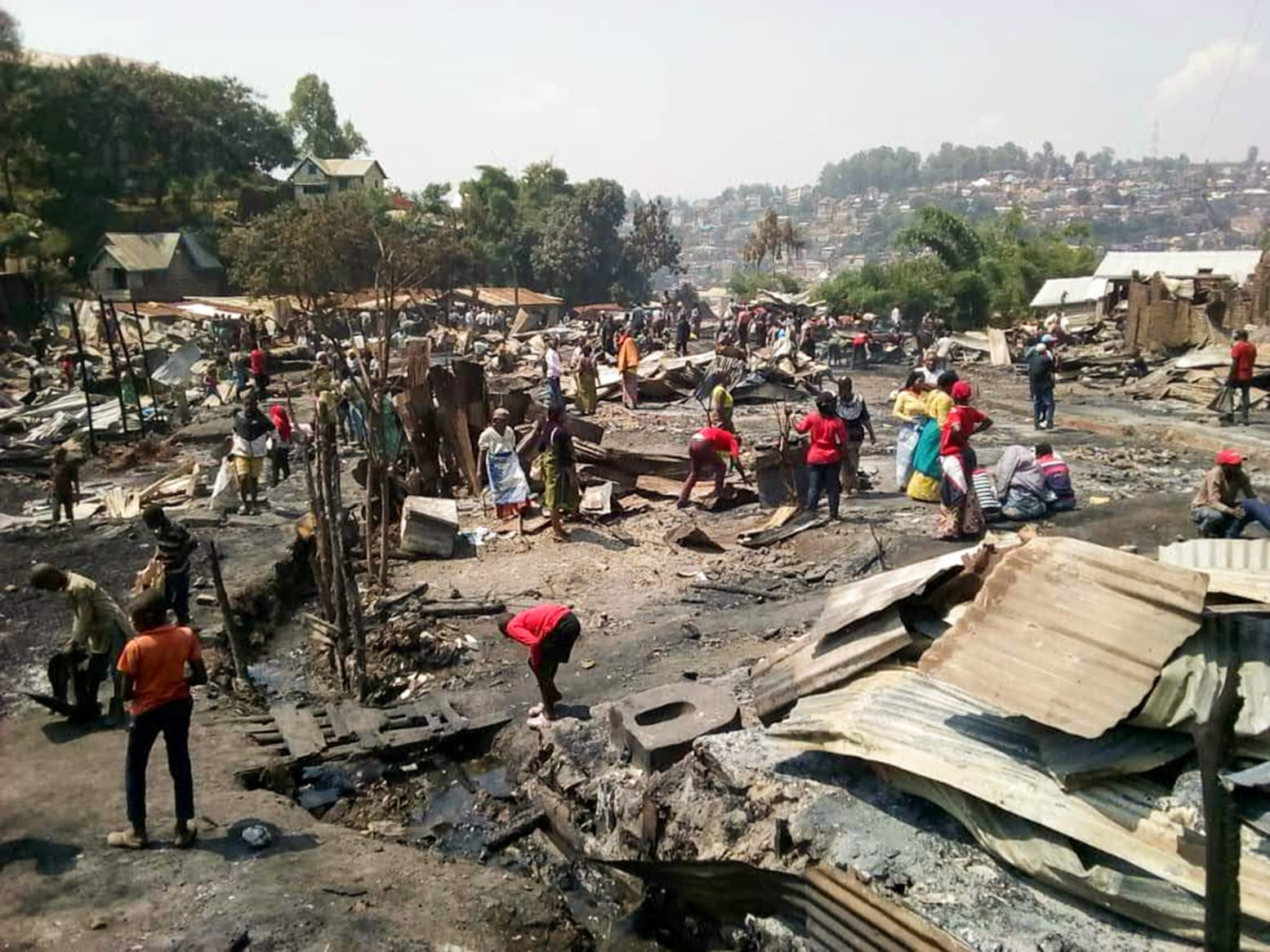 DRCONGO-ACCIDENT-FIRE