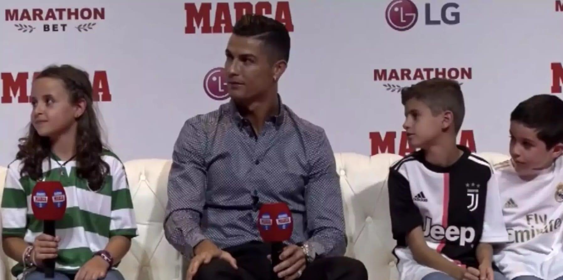 Juventus: Cristiano Ronaldo fait une importante promesse au club