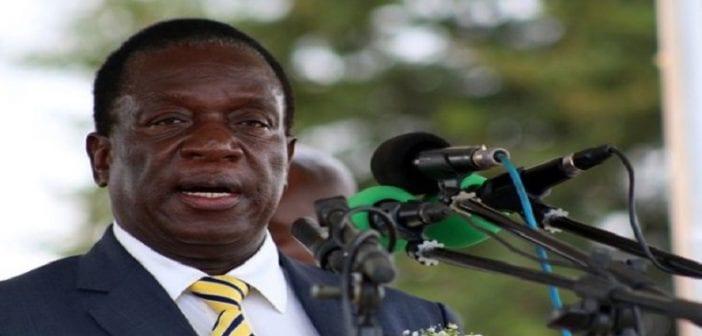 Mnangagwa Zimbabwe