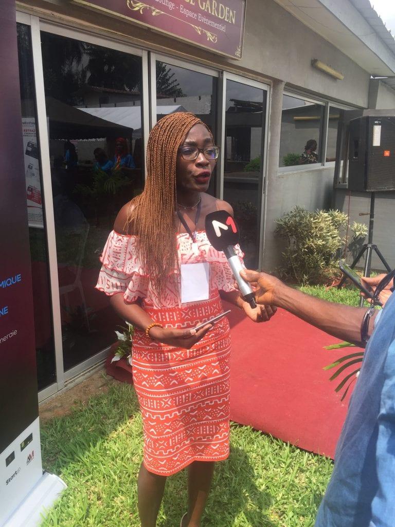 Côte d'Ivoire: Découvrez en images la première journée du Salon National du Jeune Entrepreneur