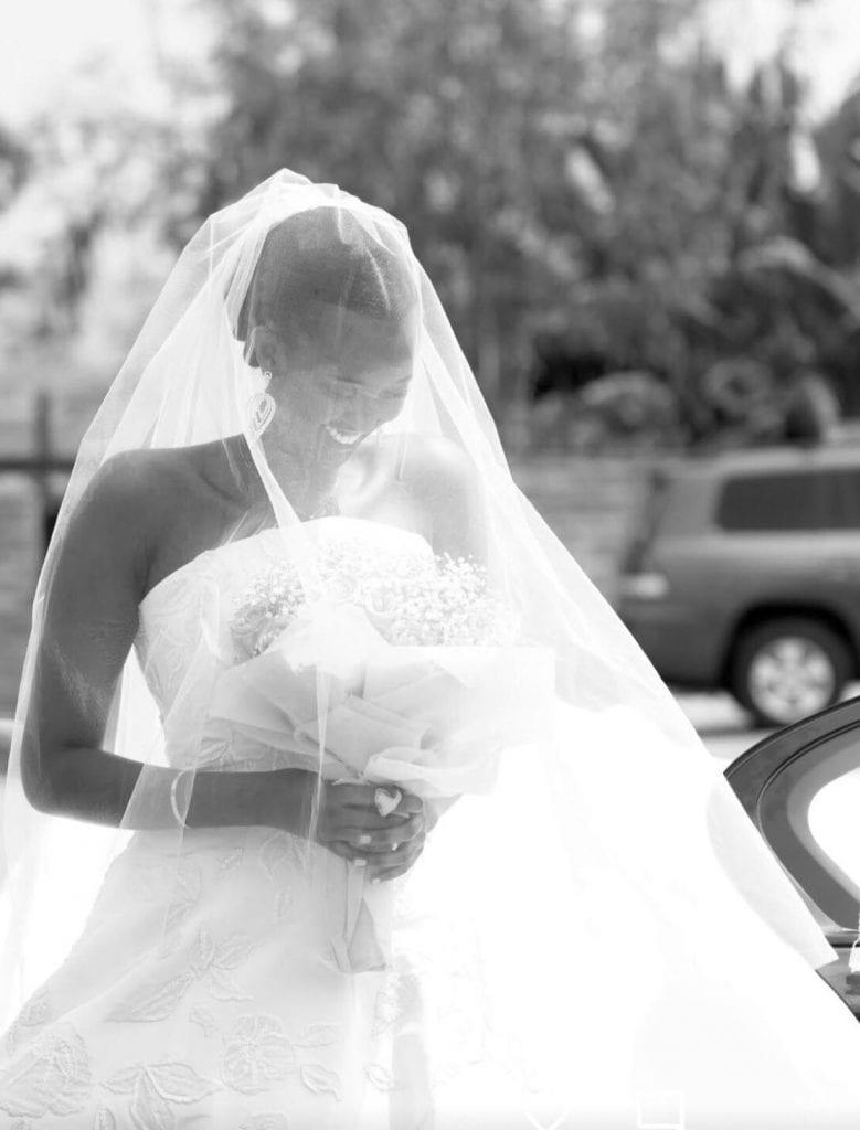 Rwanda: découvrez en images le mariage de Ange Kagamé, la fille du Président