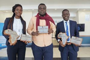 La Côte d'ivoire remporte le prix du concours africain de procès simulé des droits de l'homme