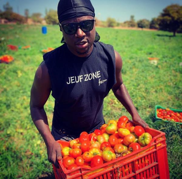 De démocrate aux Etats-Unis à cultivateur de champs au Sénégal, l'histoire de Thione Niang