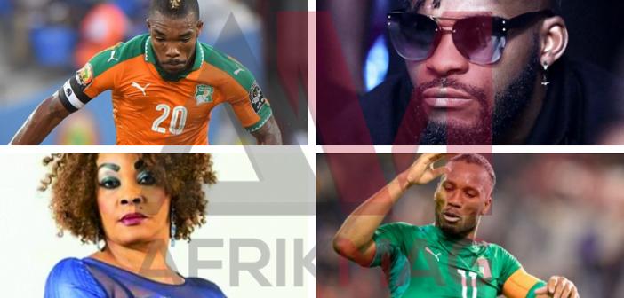 Côte d'Ivoire: Abandonée par son fils Arafat dj, Tina Glamour fait appel à Didier Drogba et Sérey Dié