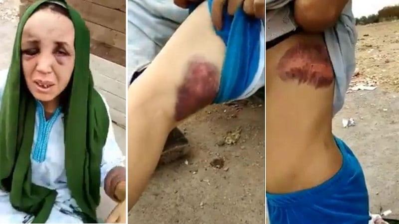 violence maroc