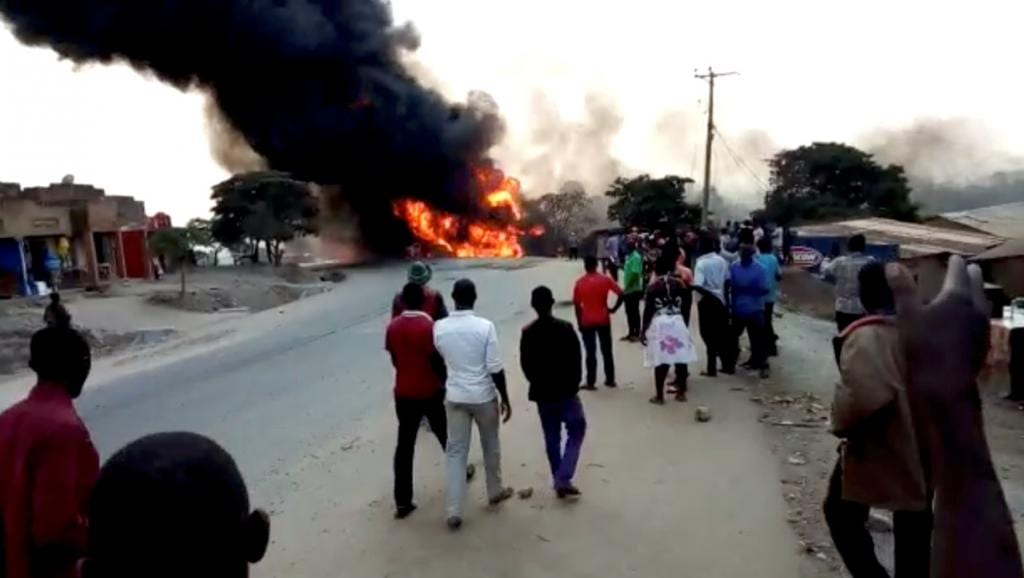 Explosion Ouganda Reuters