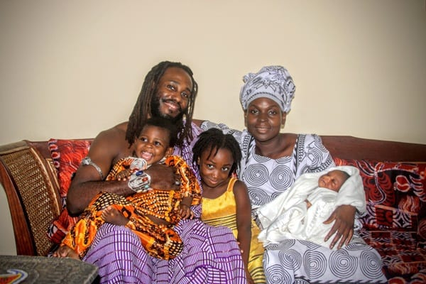 Obadele Kambon, l'Américain qui s'est installé au Ghana pour échapper au «racisme américain»