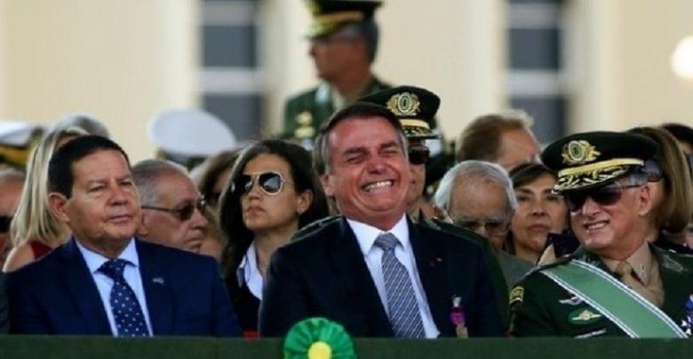 Jair Bolsonaro Brigitte Macron
