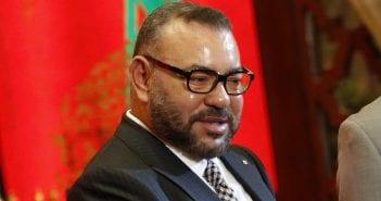 Mohammed VI,Geoffrey Onyeama,Ahmed A. Rufai