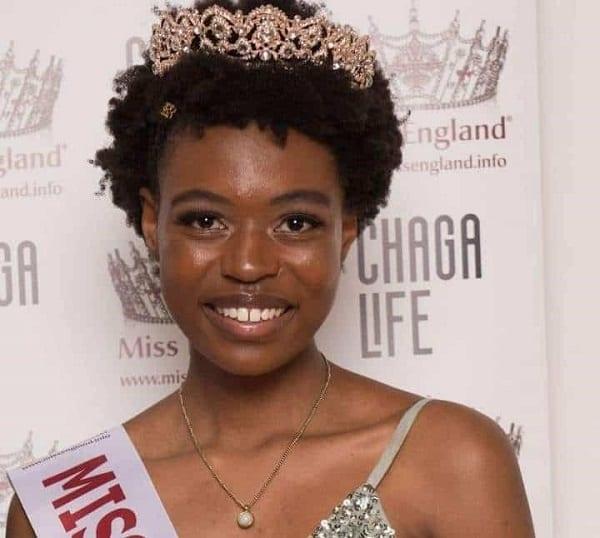 Miss Londres 2019: une Zimbabwéenne devient la première femme noire à être couronnée