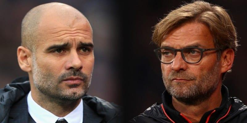 Guardiola ne tarit pas d'éloges sur Klopp — Man City