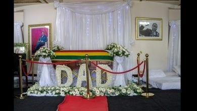 ZIMBABWE-POLITICS-MUGABE