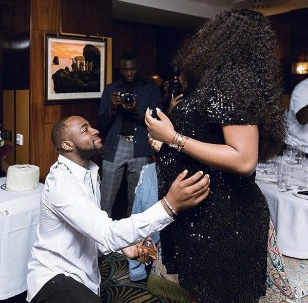 """Davido: """"Chris Brown veut faire partie de mes garçons d'honneur"""""""