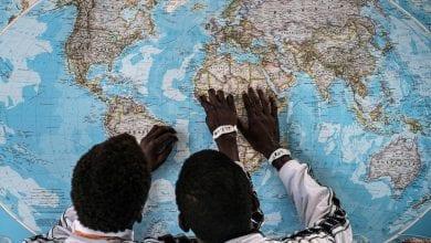 Migrants Gambiens