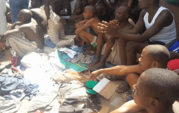 Nigeria : découverte d'un deuxième centre islamique avec des enfants enchaînés et maltraités (photos)